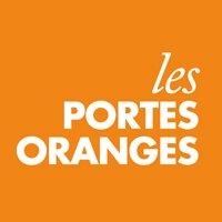 Les portes oranges